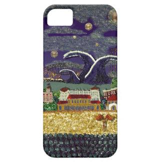 Purple Haze Sequin Art phone case