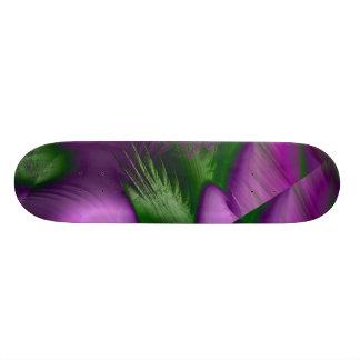Purple Haze Skateboard Deck