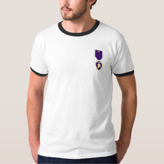 Purple Heart - 2nd Award T-Shirt