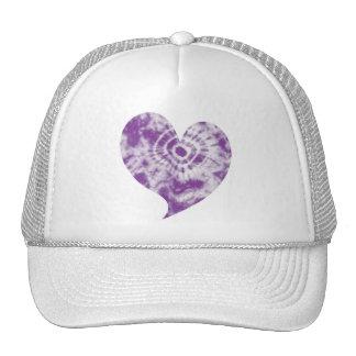 Purple Heart Gorros