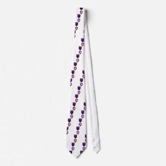 Purple Heart Medal - 3rd Award Tie