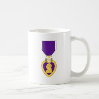 Purple Heart Medal Coffee Mug
