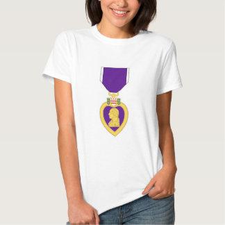 Purple Heart Medal Shirt