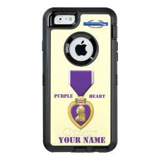 PURPLE HEART OtterBox iPhone 6/6S CASE