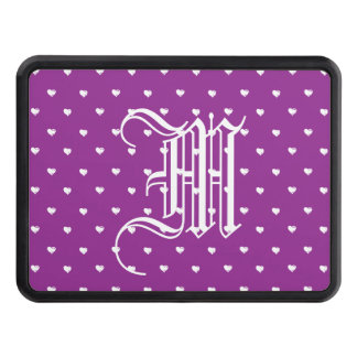 Purple Heart Hitch Covers