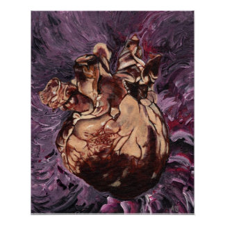 Purple Heart Póster
