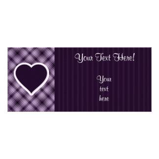 Purple Heart Rack Card