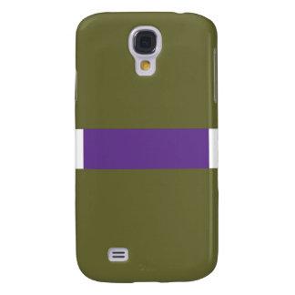 Purple Heart Ribbon Samsung Galaxy S4 Case