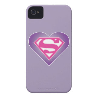 Purple Heart S-Shield iPhone 4 Case-Mate Cases