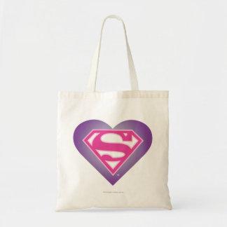 Purple Heart S-Shield Tote Bag