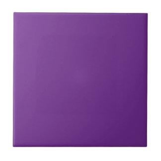Purple Heart Small Square Tile