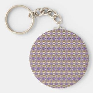 Purple Heaven Keychain