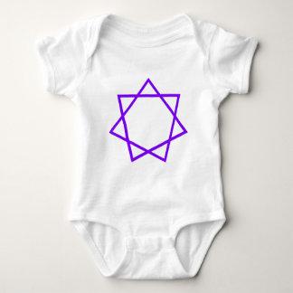 Purple Heptagram Shirt