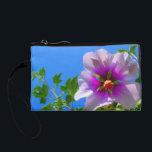 "Purple Hibiscus Flower Change Purse<br><div class=""desc"">Photograph of a Purple Hibiscus Flower</div>"