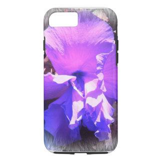 Purple Hibiscus iPhone 7 Case