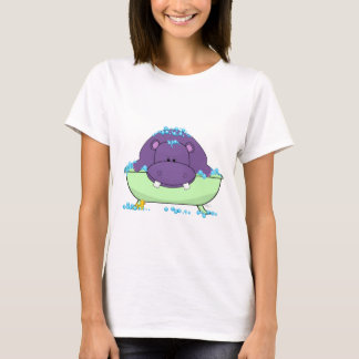 Purple_Hippo_Bath.png T-Shirt