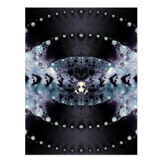 Purple Hole Postcard