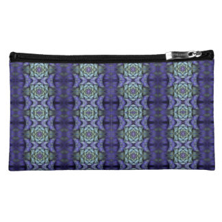 Purple Holly Cosmetic Bag