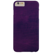 Purple Hope From the Darkness Barely There iPhone 6 Plus Case