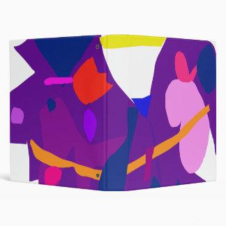 Purple Horse Binder