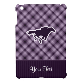 Purple Horse Racing Cover For The iPad Mini