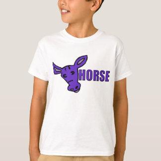 Purple Horse T-Shirt