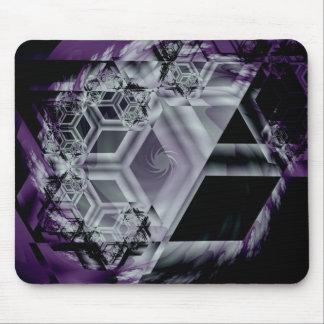 Purple Hue Mousepad