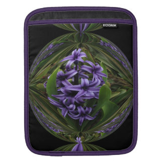 Purple Hyacinth Candy ipad Sleeve