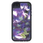 Purple Hydrangea Flowers Cover For iPhone 5