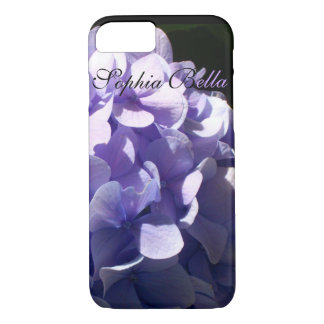 Purple Hydrangrea iPhone 8/7 Case