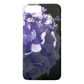 Purple Hydrangrea iPhone 8 Plus/7 Plus Case
