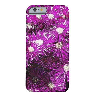 Purple Ice Cap Abstract iPhone 6 Case