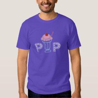 Purple Ice Cream Pop Tees