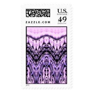 Purple Imagination Postage