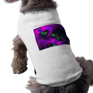 Purple Imp – Violet and Magenta Ribbons Tee