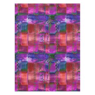 Purple infusion Table Cloth