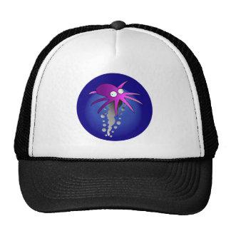 Purple Ink Hat
