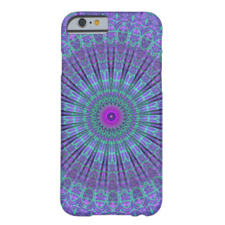 Purple Inspire mandala kaleidoscope iPhone 6 case