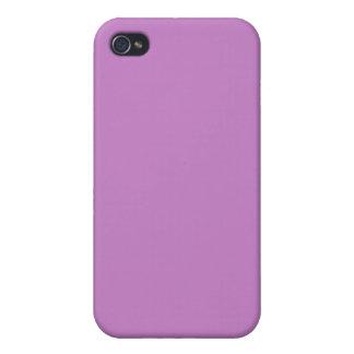 Purple iPhone Cases (pastel purple)
