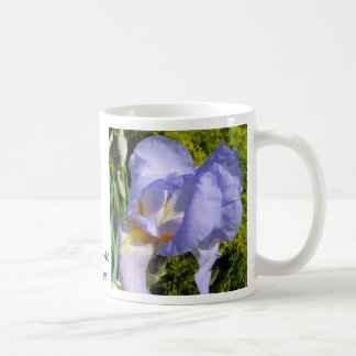 Purple Iris CricketDiane Art & Photography Classic White Coffee Mug