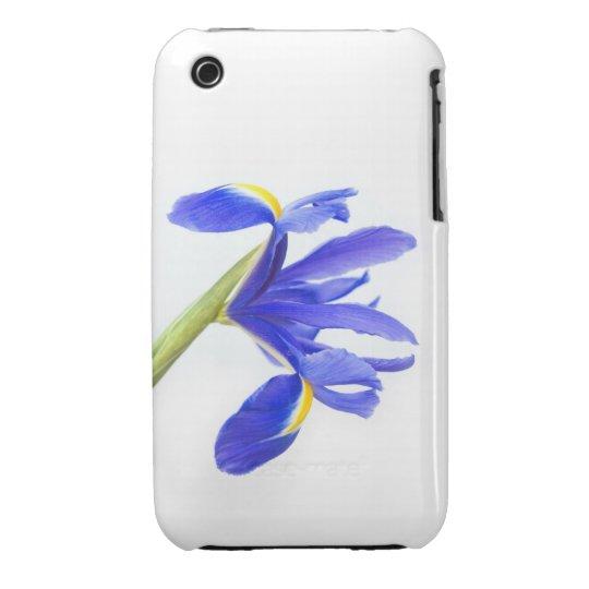 Purple Iris Flower Case-Mate iPhone 3 Case