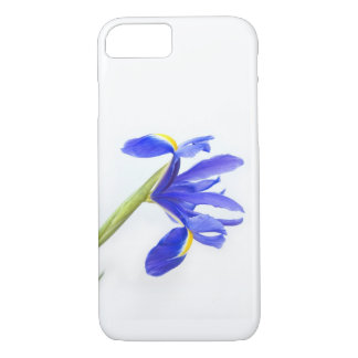 Purple Iris Flower iPhone 7 Case