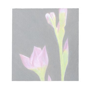 Professional Business Purple Iris Notepad