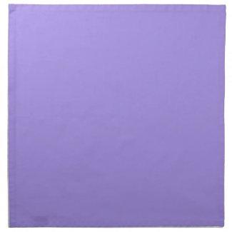 Purple Iris purple plain Dinner Napkins napkin