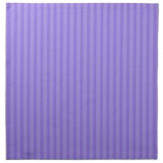 Purple Iris purple stripes Dinner Napkins napkin