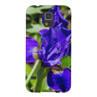 Purple Iris Samsung Galaxy S5 Case