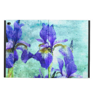 Purple Iris Watercolor Powis iPad Air 2 Case