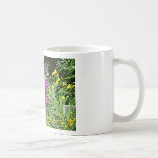 Purple Ironweed Wildflowers - Vernonia gigantea Mug