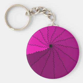 Purple is Life Keychain