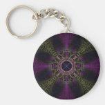Purple is Pretty too-Keychain